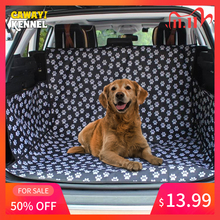 Cawayi Kennel Pet Carriers Hond Auto Seat Cover Kofferbak Mat Cover Protector Carrying Voor Katten Honden Transportin Perro Autostoel Hond