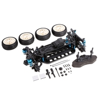 Lrp S10 Blast TC 2 Clubracer Non RTR with Wheel Tires and Body   1/10 4WD Electric Touring Car DIY Accessories Component