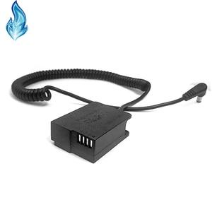 Image 3 - Power Bank + DMW BLC12 DCC8 DC Coupler for Panasonic Cameras Lumix DMC FZ2500 FZ2000 FZ1000 FZ200 FZ300 G5 G6 G7 GX8 G80 G81 G85