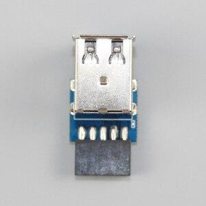 Image 2 - Adattatore professionale A doppio strato stabile di ricambio Bluetooth da 9 Pin A una porta durevole Mini USB 2.0 facile da installare