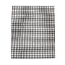 High Security Non-Stick Barbeque Grid Rug Barbecue Grid With Heat Resistance 30X40X0.2Cm For Outdoor Activities(China)
