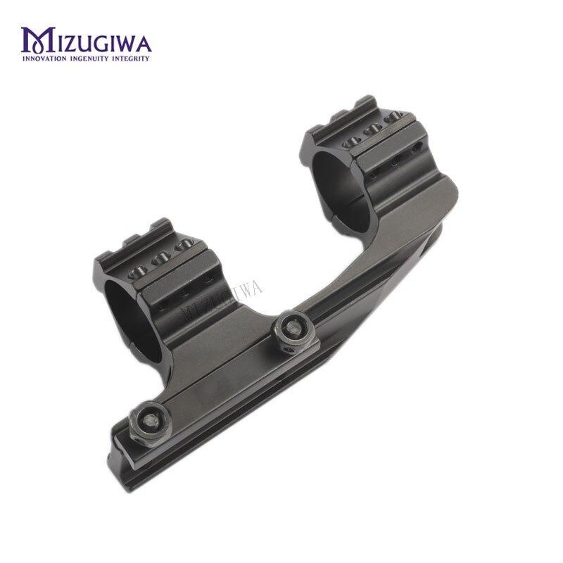 MIZUGIWA polegada 30mm Adaptadores Anel Heavy Duty