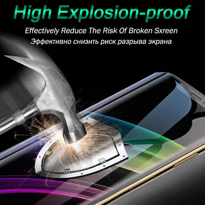 35D מלא כיסוי הידרוג 'ל סרט עבור iPhone 11 פרו XS מקסימום מסך מגן עבור iPhone 7 8 6 6S בתוספת X XR מגן סרט לא זכוכית
