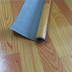 Имитация дерева-зерна ПВХ пол кожа Бытовая экологически чистый спальный халат-устойчивый пол домашний наземный коврик световая коробка