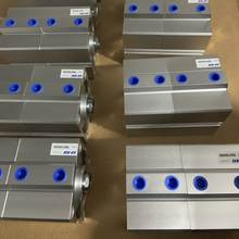Pneumatic Compact air cylinder Bore 100mm stroke 15m for BT30 ATC spindle cnc milling machine SDAT series double force magnetic