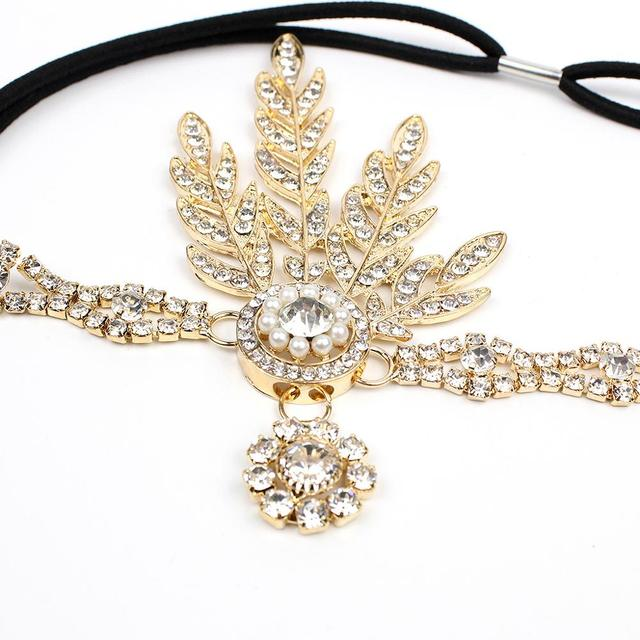 Flapper girl accessories for women