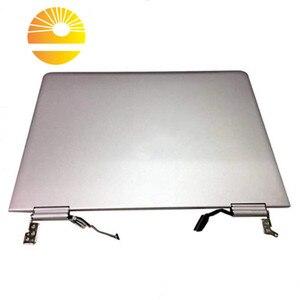 Image 2 - Montaje de digitalizador con pantalla táctil LCD de 13,3 pulgadas para HP Spectre X360 13 ae serie 13 ae partes superiores completas de ordenador portátil (negro y plateado)