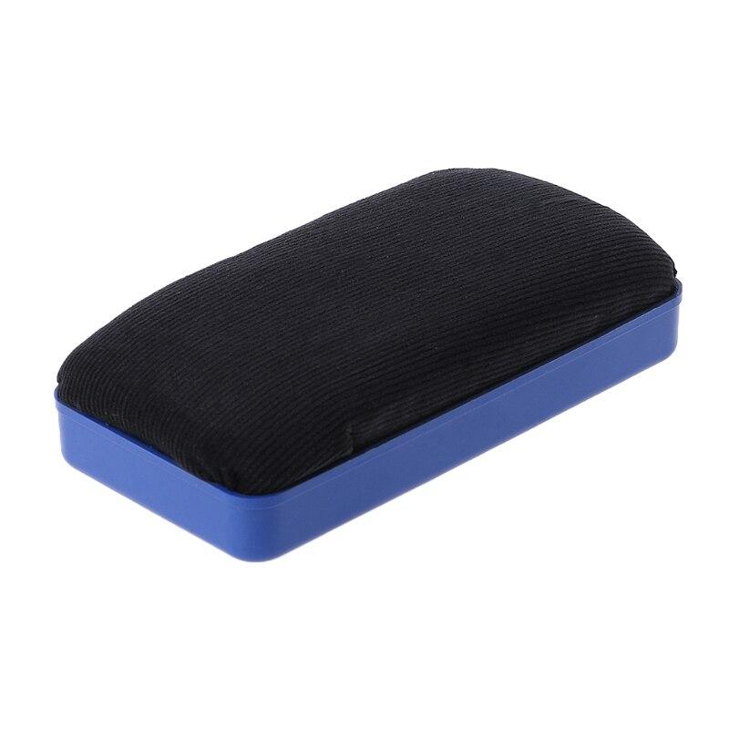 Magnetic Whiteboard Eraser Plastic Marker Cleaner Wipe School Stationery Supply