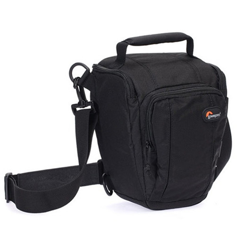 Image 4 - fast shipping  Lowepro Toploader Zoom 50 AW High quality Digital SLR camera Shoulder bag With waterproof cover-in Camera/Video Bags from Consumer Electronics