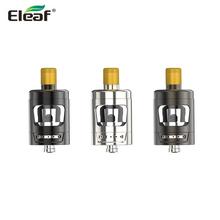 Oryginalny Eleaf GZeno Tank 3ml 2ml Atomizer z GZ 1 2Ω cewka dla iStick S8 zestaw do e-papierosa Box Mod do elektronicznego papierosa tanie tanio CN (pochodzenie) Metal Wymienne iStick S8 MOD