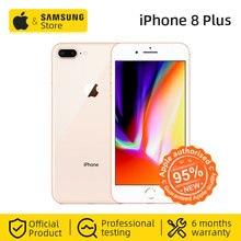 Original Apple iphone 8 Plus Hexa Core iOS 256GB ROM 5.5 inch 12MP Fingerprint LTE Mobile Phone