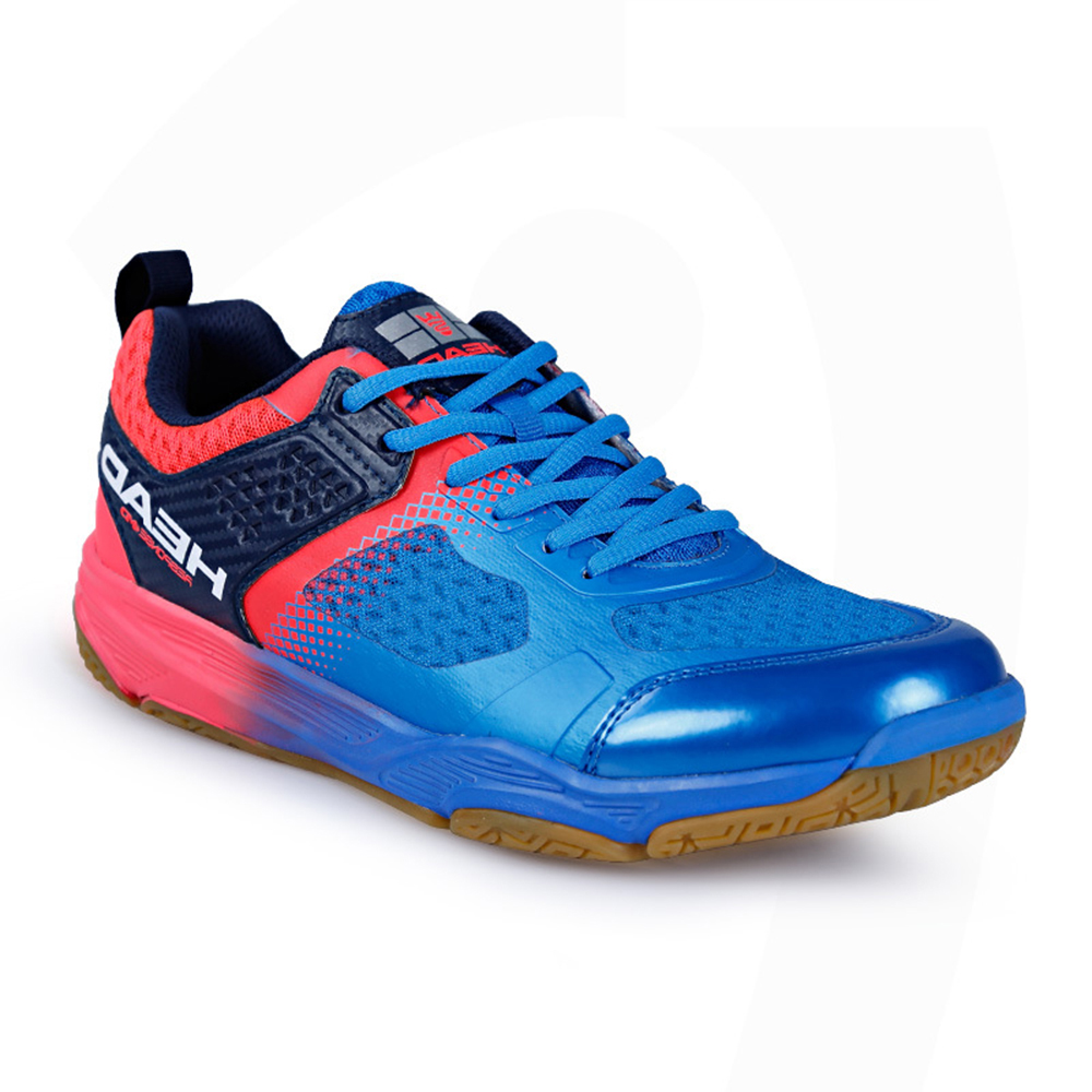 TaoBo HEAD Badminton Shoes Men Sneakers Professional Training Tennis Shoe Breathable Anti-skid Male Shoes Athletic Shoes Women