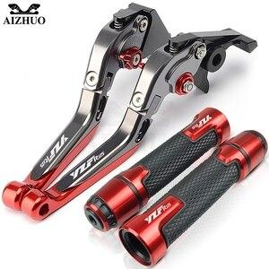 Image 4 - Alavancas de freio e embreagem para motocicleta, acessórios para moto, alavanca de freio, para yamaha yzf r125 yzfr125 r 125