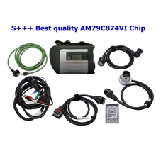 SD Connect Am79c874vi-Chip Software 4-Diagnostic-Tool Mb Star Wifi-Function with S-HDD