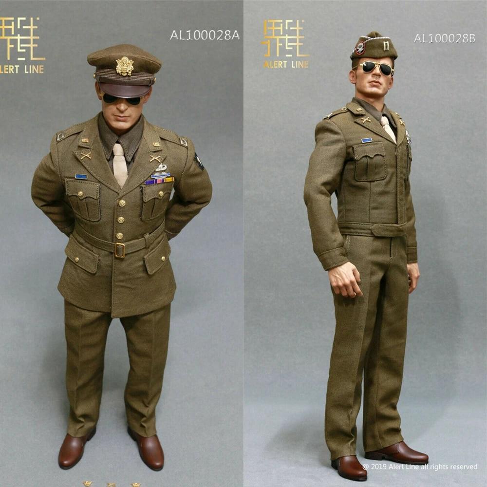 Alert Line AL100028B 1//6 US Army Uniform Captain America Costume Clothing Suits