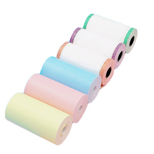 Printer-Roll Papers Peripage for 6pcs Pocket 57--30mm