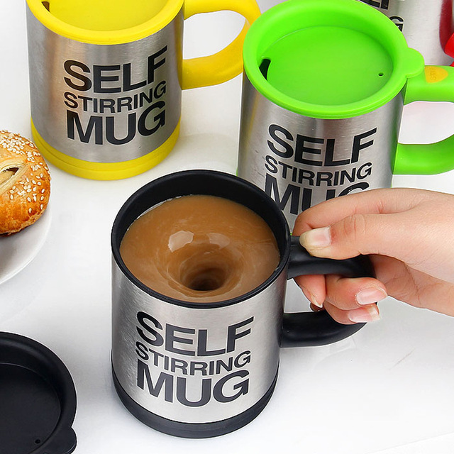 Automatic Coffee Mixing Cup 1