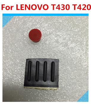 4pcs/set Rubber Feet foot Buffer Bumper for Lenovo Thinkpad T430 T420 LCD Bezel 1