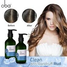 Шампунь oba для волос, чистый, против перхотья, шампунь (L26), Кератин шампунь против перхоти для волос, продукты качества
