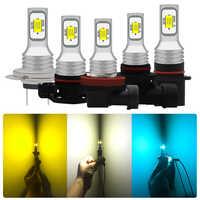3000K/6000K Canbus H8 H11 H7 H1 H3 H16 PY24W HB4 9005 HB3 P13W PSX24W PSX26W h27w 880 881 h27w1 h27w/2 LED Daylight DRL Fog Lamp