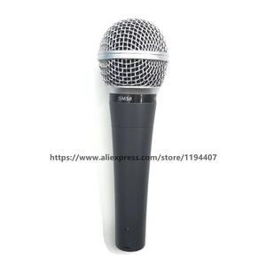 Image 2 - High Quality Version Professional SM58 Wired Microphone Vocal Karaoke Handheld Dynamic SM58LC Microfone Microfono Mike Mic