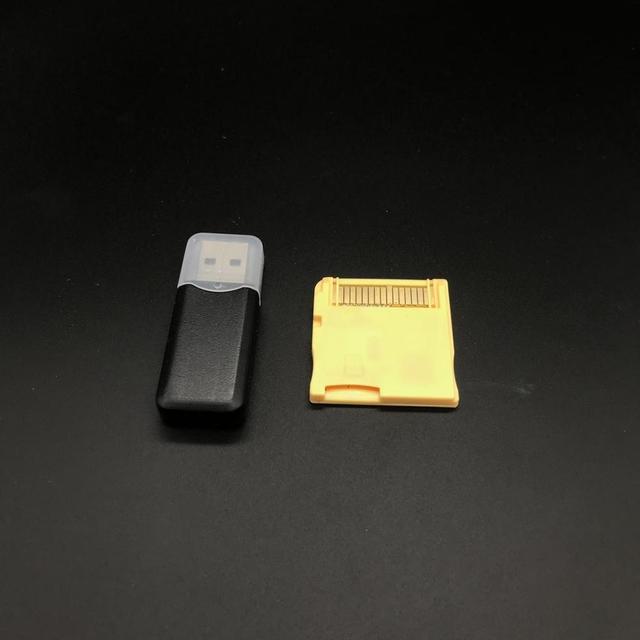 50 セット/ロットため R4 ゴールドプロ sdhc ニンテンドー Ds/3DS/2DS/革命 Usb アダプタ