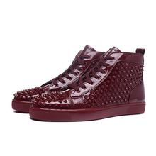Red bottom shoes Luxury Designer Unisex Fashion Mens Shoes