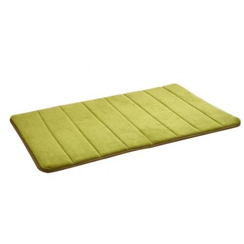 Thick Memory Foam Spa Bathroom Shower Mat Carpet Non-slip Rug Non-slip Floormats