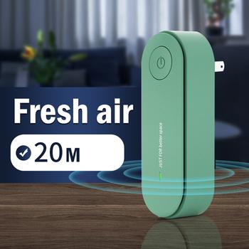 Mały Generator ozonu 90g Generator ozonu oczyszczacz powietrza filtr powietrza dezynfekcja sterylizacja dla home office łazienka sypialnia tanie i dobre opinie Źródło A C 110v-220v 10-20m ³ 50m³ h Yamyfy ≤50dB Samoczyszczący się 10㎡ Jony ujemne Wysokiej i Niskiej Prędkości Wiatru Regulacja