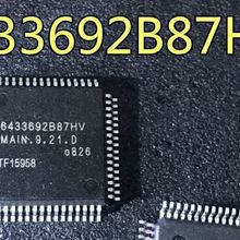 1 шт. 6433692B87HV HD6433692B87HV QFP64