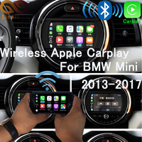 Sinairyu Wireless Apple Carplay For BMW Mini EVO 6.5inch/8.8inch Screen 2017 2019 Airplay Android Auto Apple Mirroring Car Play