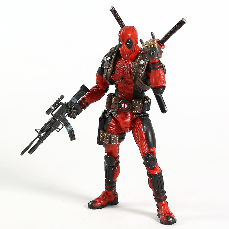 Image 5 - NECA Deadpool 1/10 Scale Ultimate Action Figure Collector Marvel Super Hero Model ToyAction & Toy Figures   -