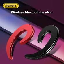 Y12 1pc sem fio bluetooth condução óssea orelha-gancho motorista de negócios fone de ouvido cvc redução de ruído c chamadas claras baixa distorção