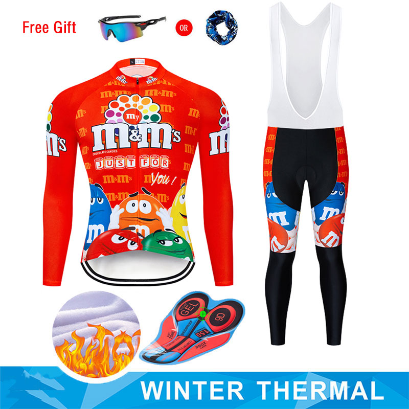 Funny Novelty Long Sleeve Cycling Clothing Sets Breathable MTB Bike Clothing Mens Bicycle Clothes Ropa Ciclismo Cycling Jerseys