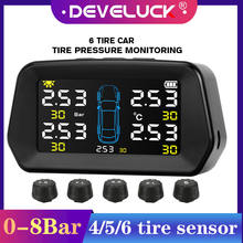 Система контроля давления в шинах tpms сигнализация для грузовика