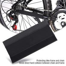 PLASTIC CHAINSTAY ROAD MTB BIKE BICYCLE CYCLE FRAME PROTECTOR GUARD CHAIN X8N0