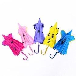 Urocze kocie uszy parasol dziecięcy małe rekwizyty parasol taneczny zabawka parasol na każdą pogodę księżniczka