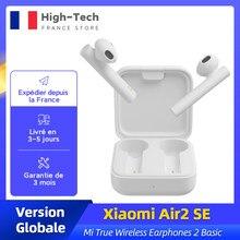 Nouveau Xiaomi Mi Air2 SE TWS AirDots pro 2 SE véritable écouteurs Bluetooth sans fil écouteurs 2SE casque lien synchrone contrôle tactile