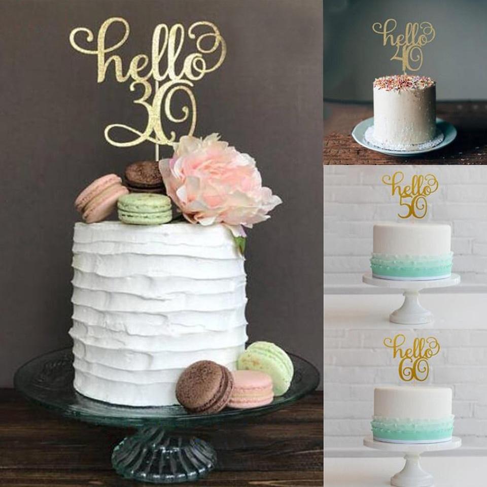 Phenomenal Hello21 30 40 50 60 Years Old Birthday Cake Placard Birthday Cake Birthday Cards Printable Benkemecafe Filternl