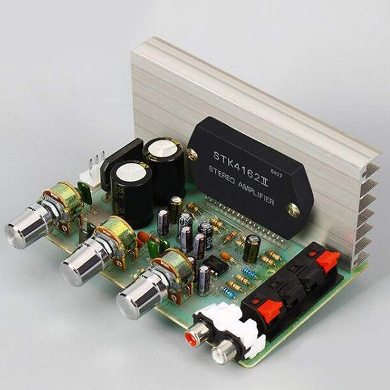 Power-Amplifier-Board Stk 50W Promotion--Dx-0408 18V Film-Series Thick