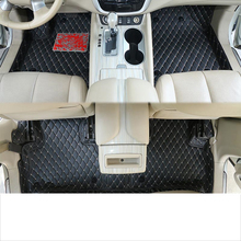 lsrtw2017 leather car interior floor mat for nissan murano 2009-2020 2010 2011 2012 2013 2014 2015 2016 2017 2018 2019 z51 z52 lsrtw2017 fiber leather car interior floor mat for suzuki jimny 2010 2011 2012 2013 2014 2015 2016 2017 2018 2019 accessories
