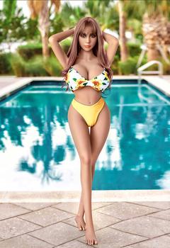 Prawdziwy rozmiar seks lalka 158cm miękkie TPE lalki duże piersi seks oralny Anal realistyczne pochwy seks-lalka dla dorosłych realistyczne seks-lalka dla dorosłych s dla człowieka tanie i dobre opinie NoEnName_Null CN (pochodzenie) Seks lalki QD14