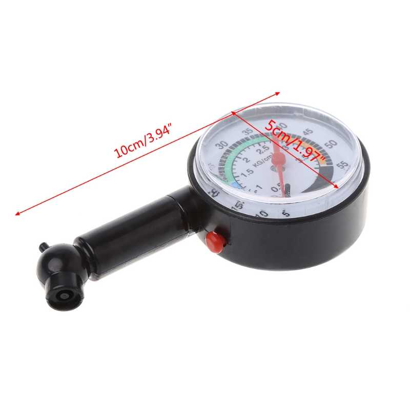 Auto Car-styling Tire Pressure Gauge Dial Meter Vehicle Tester Sensor Diagnostic-tool for Car Kit