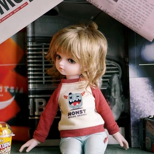 Image 4 - BJD Girl dolls 30 CM doll ,doll for gift