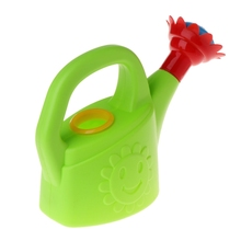 Cute Cartoon Home Garden Watering Can Spray Bottle Sprinkler Kids Beach Bath Toy