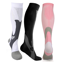 Compression Socks 20-30 mmHg for Men Women Medical Nurses Athletic Sport Stockings