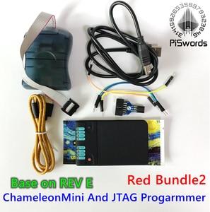 Image 1 - Piswords עיצוב מחדש ChameleonMini REV E G ChameleonTiny צדדי כרטיסים חכמים ללא מגע אמולטור תואם כדי NFC זיקית מיני