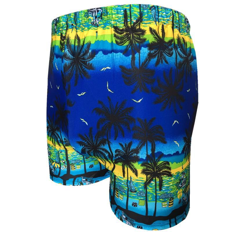 New Style MEN'S Swimming Trunks Men's Swimming Suit Boxers Multi-color Selectable Comfortable Soft Hot Springs-Style Beach Swimm