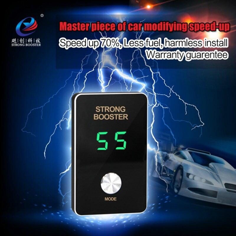 Accessoires de voiture 8mode 2019 rehausseur d'accélérateur de voiture contrôleur d'accélérateur de vitesse automatique pour bmw e46 e90 e60 520d e39 f30 e36 e34 tuning