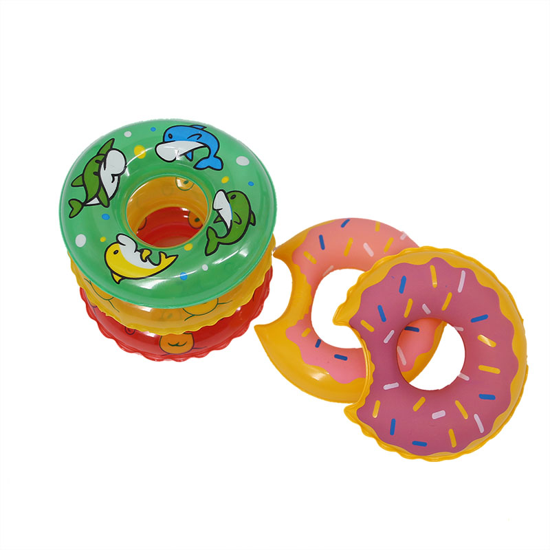 Barbies Fashion Swimming Ring Floating Tool Seaside leisure Fit 11.8 Inch & 14.5 Inch Doll Clothes Accessories,Toy,Birthday Gift